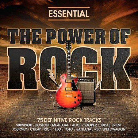 Обложка Essential The Power Of Rock (2015)