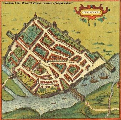 Атлас Городов Земного Мира Civitates Orbis Terrarum (1572-1618) JPG