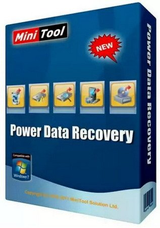 MiniTool Power Data Recovery 7.0.0.0 Personal (RUS)