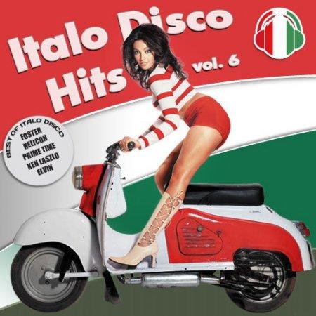 Обложка Italo Disco Hits Vol.6 (2015) MP3
