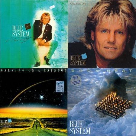 Обложка Blue System - Collection (Vinyl Rip) (1987-1992) MP3