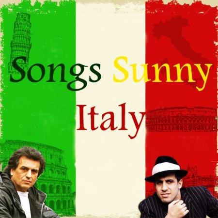 Обложка Songs Sunny Italy (2015) Mp3