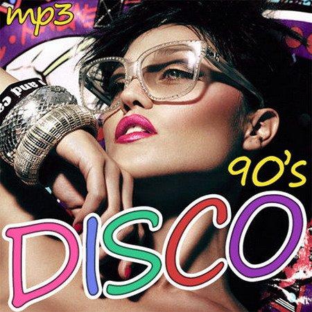 Обложка Disco 90s (2015) MP3