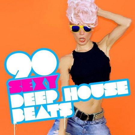 Обложка 90 Sexy Deep House Beats (2015) MP3