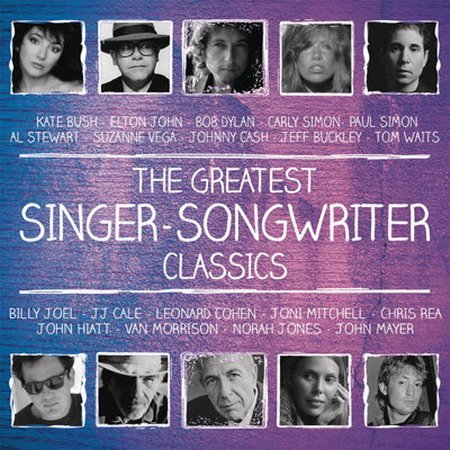 The Greatest Singer-Songwriter Classics (3CD) (2015) MP3