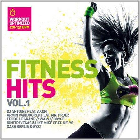 Обложка Fitness Hits Vol.1 (2015) MP3