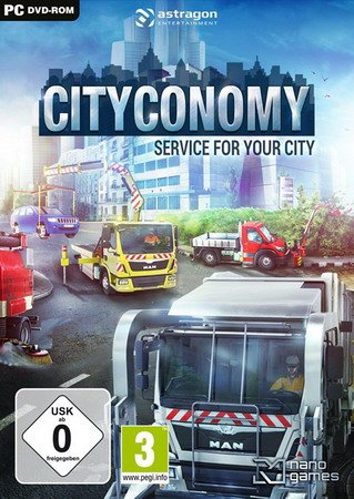 CITYCONOMY: Service for your City (2015) RUS/ENG/MULTi13
