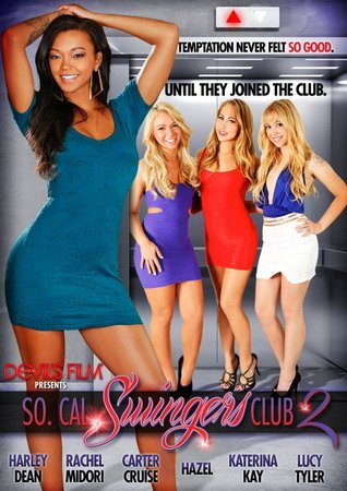 Обложка Южно-Калифорнийский Клуб Свингеров 2 / So.Cal Swingers Club 2 (2015) DVDRip
