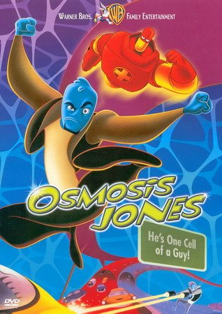 Осмосис Джонс / Osmosis Jones (2001) DVDRip