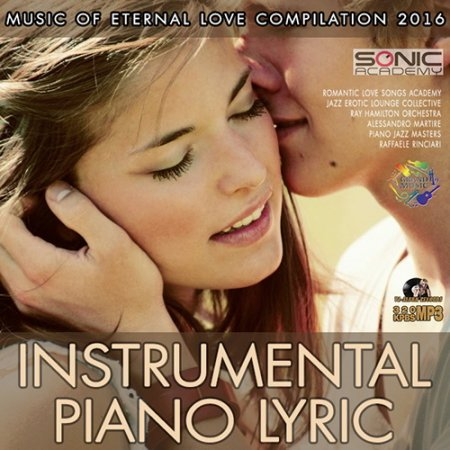 Обложка Instrumental Piano Lyric (2016) MP3