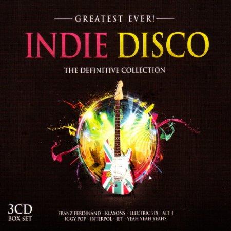 Обложка Greatest Ever - Indie Disco (3CD) (2016) Mp3