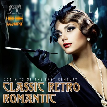 Обложка Classic Retro Romantic (2016) Mp3