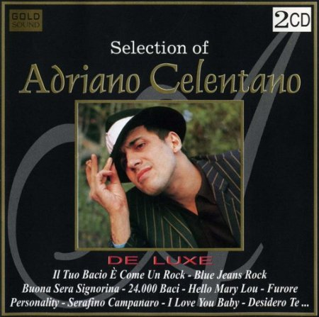 Обложка Adriano Celentano - Selection Of Adriano Celentano 2CD (1997) FLAC