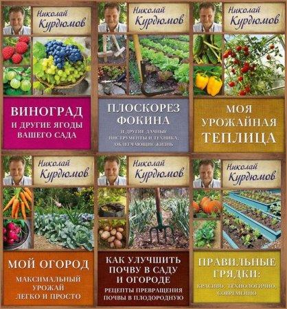 Обложка Николай Курдюмов - Сборник 8 книг (2016) RTF, FB2