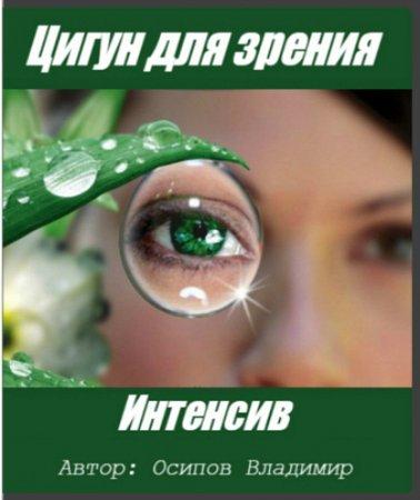Обложка Цигун для зрения (2015) Интенсив