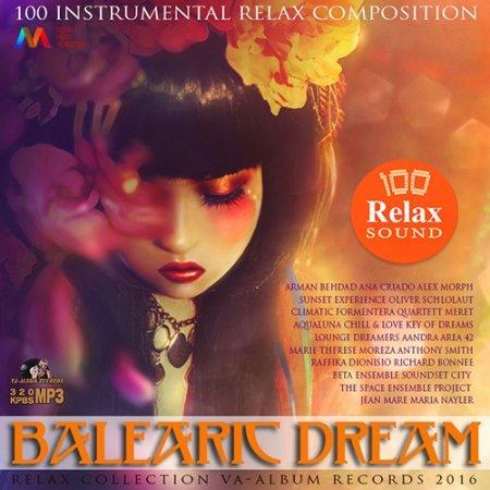 Обложка Balearic Dream: Relax Mixtape (2016) MP3