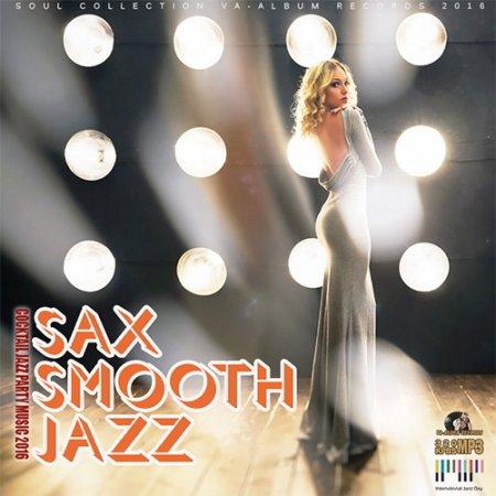 Обложка Sax Smooth Jazz (2016) MP3