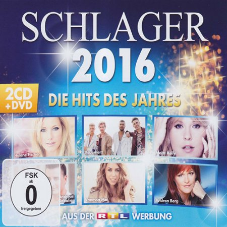 Обложка Schlager 2016 - Die Hits Des Jahres (2016) MP3