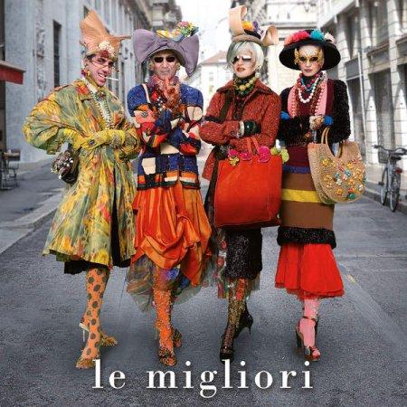 Обложка Le Migliori - Mina&Adriano Celentano [2CD Deluxe] (2016) FLAC + MP3