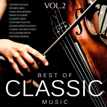 Обложка Best Of Classic Music Vol.2 (2017) MP3