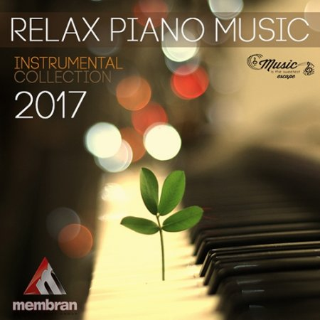 Обложка Relax Piano Music: Instrumental Collection (2017) Mp3