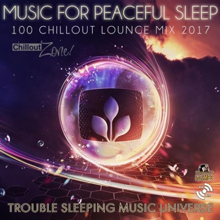 Обложка Music For Peaceful Sleep (2017) MP3