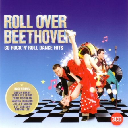 Обложка Roll Over Beethoven [3CD] (2017) MP3