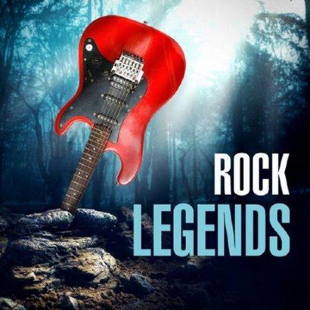 Обложка Rock Legends (2017) Mp3