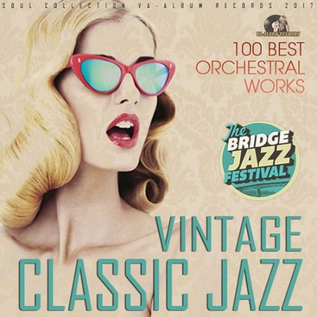 Обложка Vintage Classic Jazz (2017) MP3