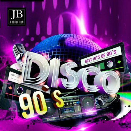 Обложка Disco 90s (2017) MP3