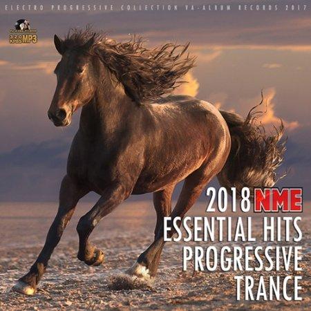 Обложка Essential Hits Progressive Trance (2017) Mp3