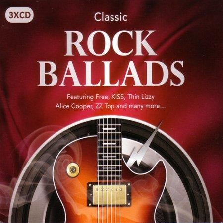 Обложка Classic Rock Ballads (2017) Mp3