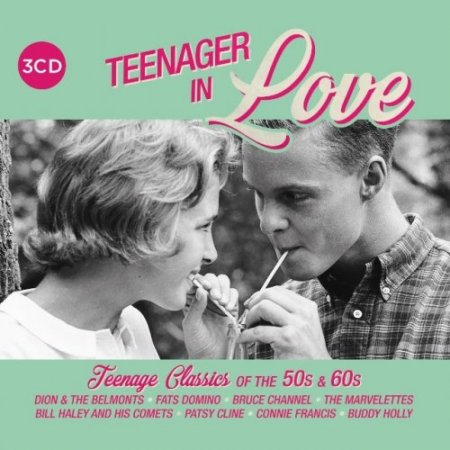 Обложка Teenager In Love (3CD) (2018) Mp3