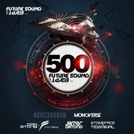 Обложка Future Sound Of Egypt 500 (2018) Mp3