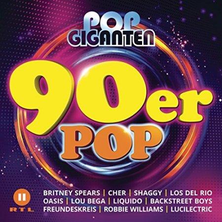 Обложка Pop Giganten - 90er Pop (2018) Mp3