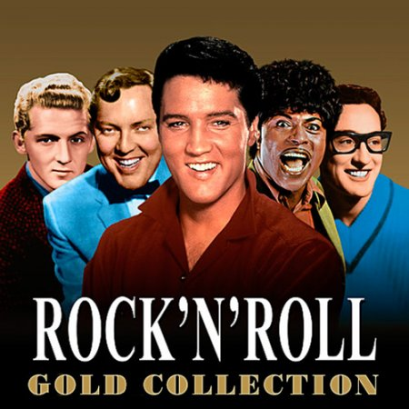 Обложка Rock 'n' Roll - Gold Collection (2018) Mp3