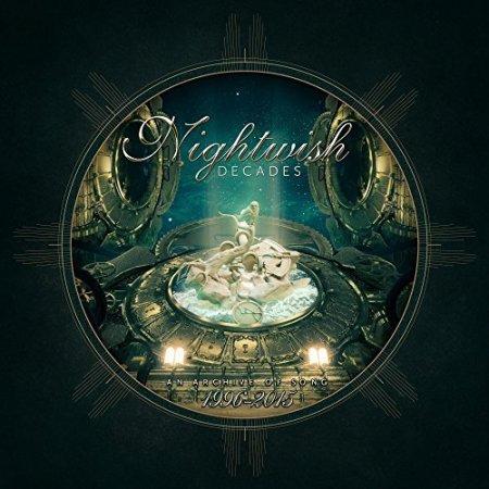 Обложка Nightwish - Decades (2018) FLAC
