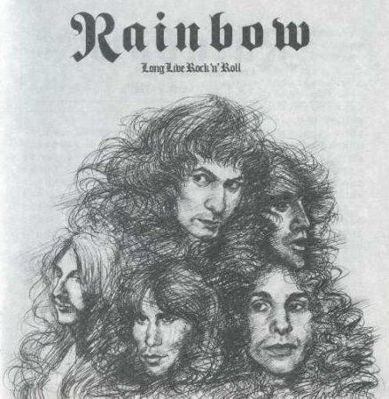 Обложка Rainbow - Long Live Rock'n'Roll (1978) FLAC/MP3