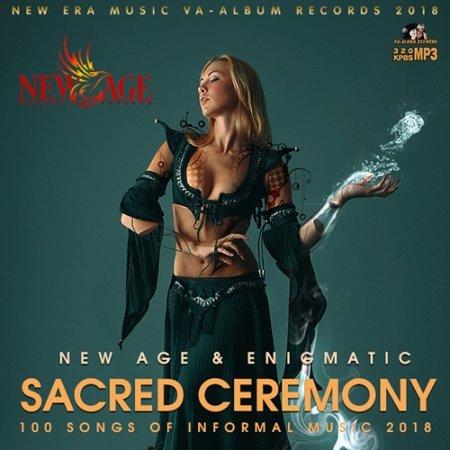 Обложка Sacred Ceremony (2018) Mp3
