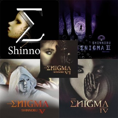 Обложка Shinnobu - 5 альбомов (2017-2018) Mp3