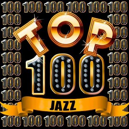 Обложка Top 100 Jazz (2018) Mp3