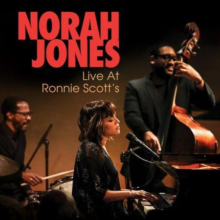 Обложка Norah Jones - Live At Ronnie Scott's (2018) FLAC/MP3