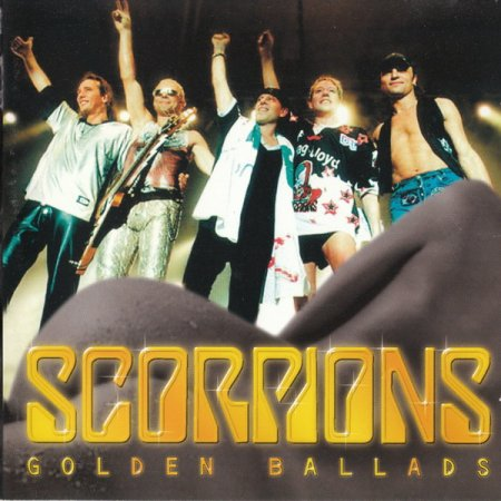 Обложка Scorpions - Golden Ballads (2CD) (1999) Mp3