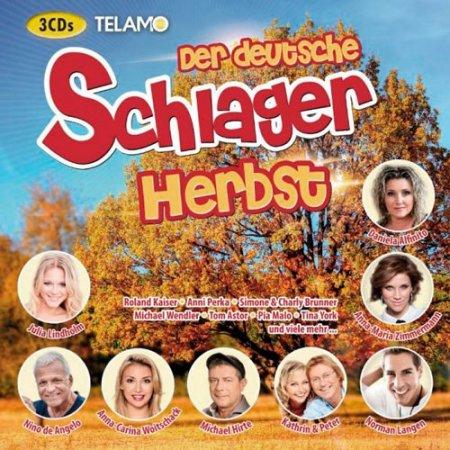 Обложка Der deutsche Schlager Herbst (3CD) (2018) Mp3