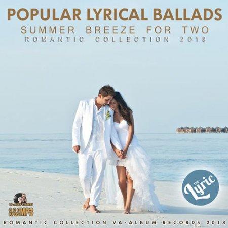 Обложка Popular Lyrical Ballads (2018) Mp3