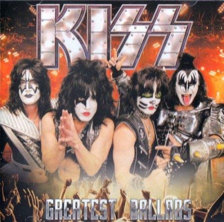 Обложка Kiss - Greatest Ballads (2015) Mp3