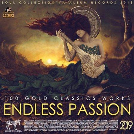 Обложка Endless Passion (2019) Mp3
