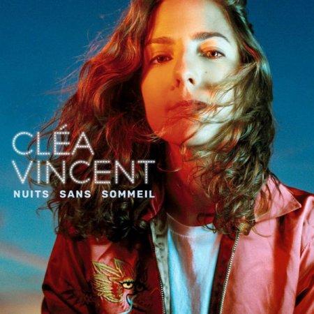 Обложка Clea Vincent - Nuits sans sommeil (2019) FLAC