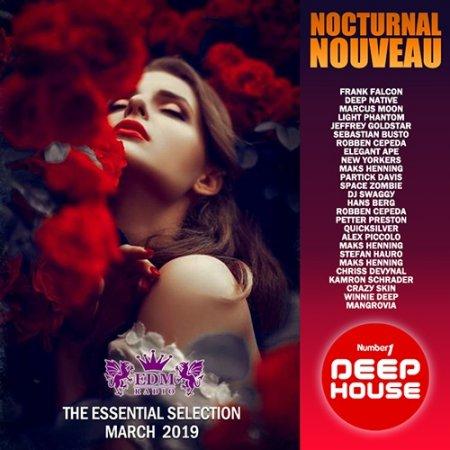 Обложка Nocturnal Nouveau: Gold Deep House (2019) Mp3