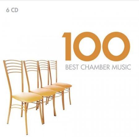 Обложка 100 Best Chamber Music (6CD Box Set) (2012) FLAC